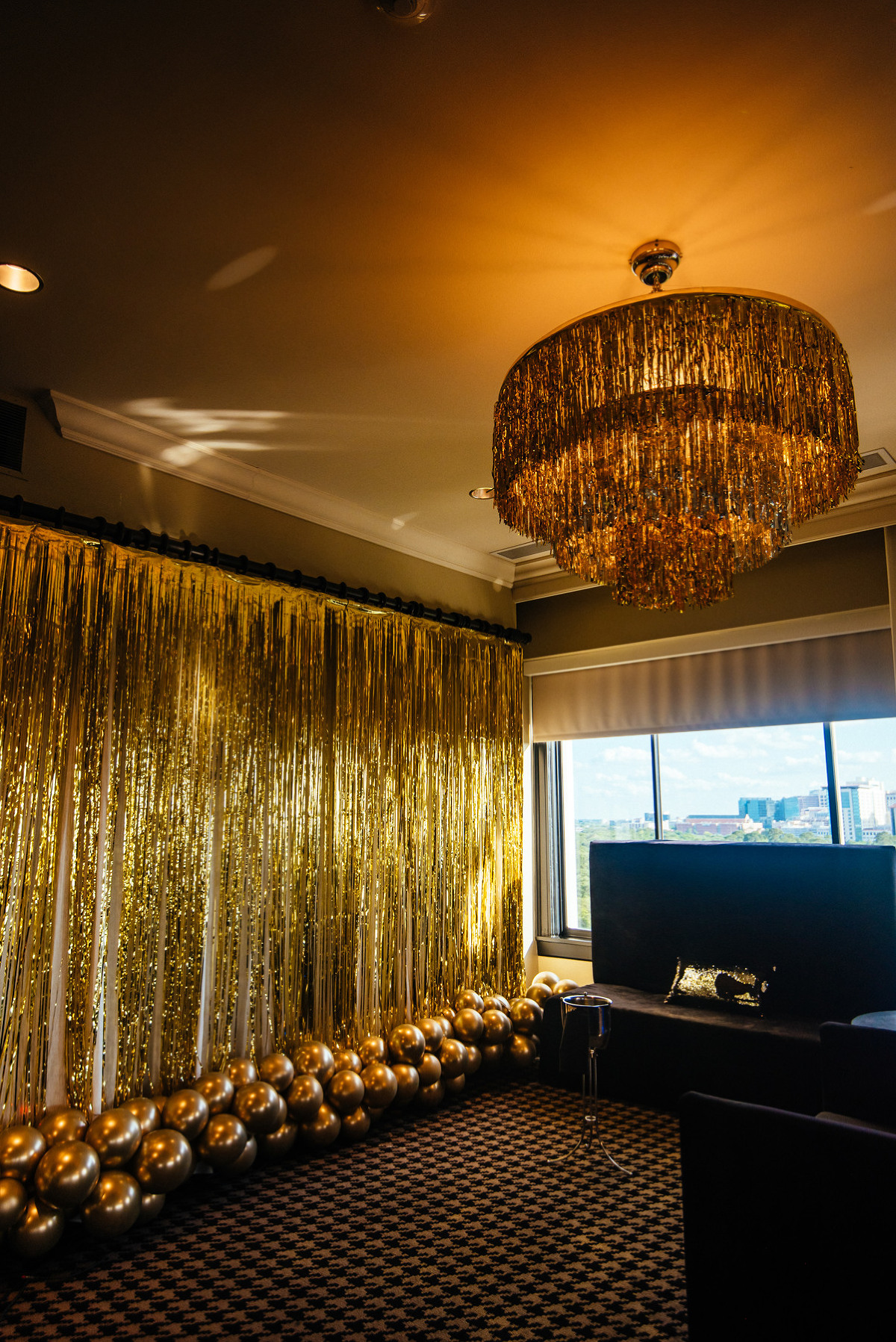 Studio 54 Themed Birthday Party - Johanna Terry Events